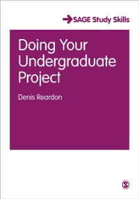 Cover Doing Your Undergraduate Project