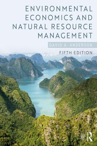Cover Environmental Economics and Natural Resource Management