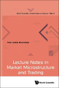 Cover Lecture Notes in Market Microstructure and Trading