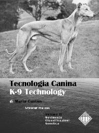 Cover Tecnologia Canina. K-9 Technology.  Vol. 2