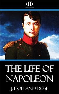 Cover The Life of Napoleon