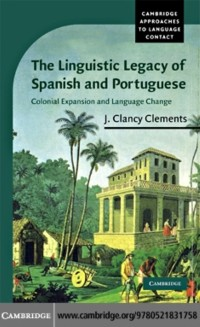 Cover Linguistic Legacy of Spanish and Portuguese