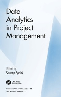 Cover Data Analytics in Project Management