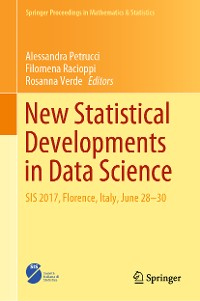 Cover New Statistical Developments in Data Science