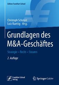 Cover Grundlagen des M&A-Geschäftes