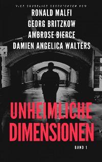 Cover Unheimliche Dimensionen