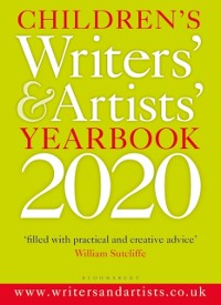 Cover Children's Writers' & Artists' Yearbook 2020