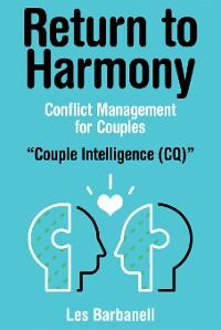 Cover Return to Harmony