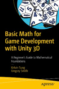 Cover Basic Math for Game Development with Unity 3D