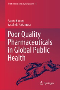 Cover Poor Quality Pharmaceuticals in Global Public Health