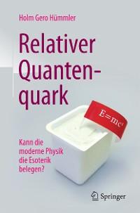 Cover Relativer Quantenquark