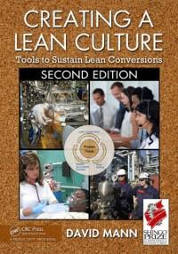 Cover Creating a Lean Culture