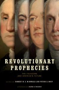 Cover Revolutionary Prophecies