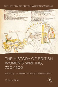 Cover The History of British Women's Writing, 700-1500