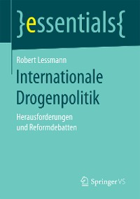 Cover Internationale Drogenpolitik