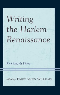 Cover Writing the Harlem Renaissance