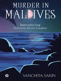 Cover MURDER IN MALDIVES