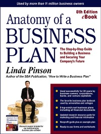 Cover Anatomy of a Business Plan