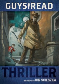 Cover Guys Read: Thriller