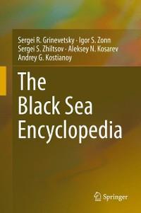 Cover The Black Sea Encyclopedia