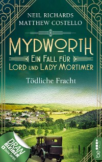 Cover Mydworth - Tödliche Fracht