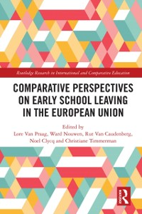 Cover Comparative Perspectives on Early School Leaving in the European Union