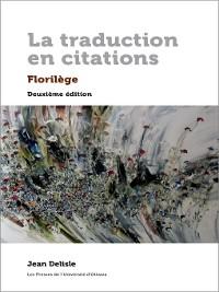 Cover La traduction en citations