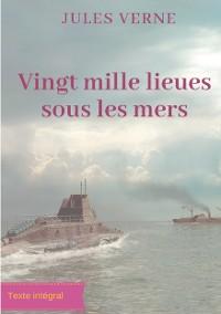 Cover Vingt mille lieues sous les mers