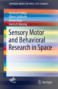 Cover Sensory Motor and Behavioral Research in Space