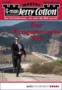 Cover Jerry Cotton 3296 - Krimi-Serie