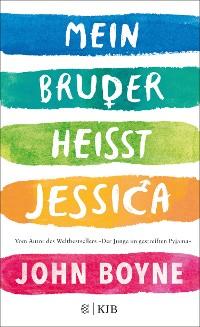 Cover Mein Bruder heißt Jessica