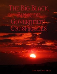 Cover The Big Black Book of Government Conspiracies