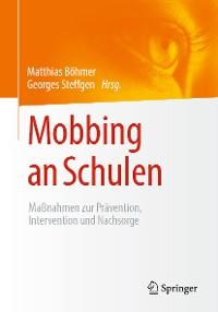 Cover Mobbing an Schulen