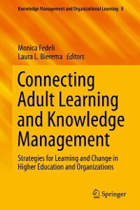 Cover Connecting Adult Learning and Knowledge Management