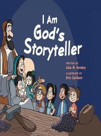 Cover I Am God's Storyteller