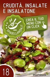 Cover Crudità, insalate e insalatone