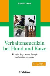 Cover Verhaltensmedizin bei Hund und Katze