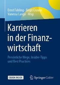 Cover Karrieren in der Finanzwirtschaft