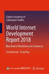 Cover World Internet Development Report 2018