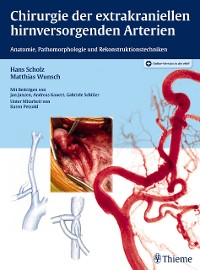 Cover Chirurgie der extrakraniellen hirnversorgenden Arterien