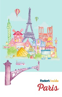 Cover Fodor's Inside Paris
