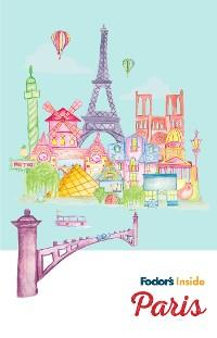 Cover Fodor's Inside Paris