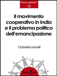 Cover Il movimento cooperativo in India e il problema politico dell'emancipazione