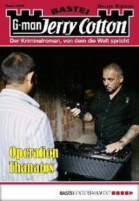 Cover Jerry Cotton 3256 - Krimi-Serie