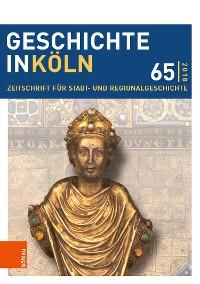 Cover Geschichte in Köln 65 (2018)