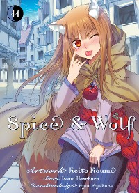 Cover Spice & Wolf, Band 11