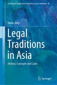 Cover Legal Traditions in Asia