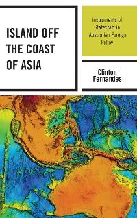 Cover Island off the Coast of Asia