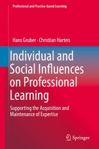 Cover Individual and Social Influences on Professional Learning