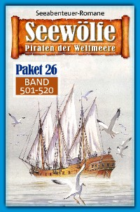 Cover Seewölfe Paket 26